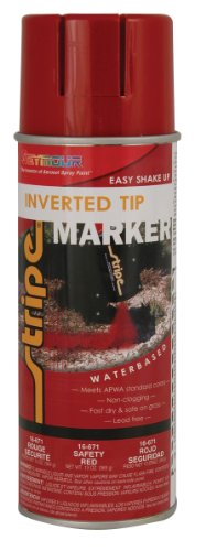 seymour-16-671-stripe-water-base-inverted-tip-marker-safety-red