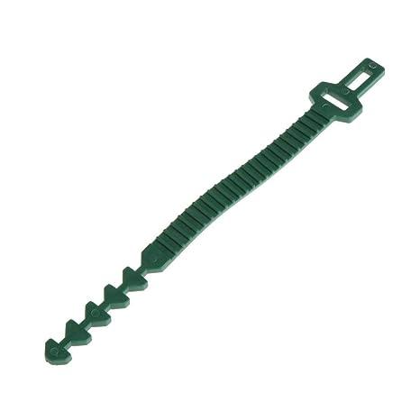 Packung /à 2 2 St/ück Wei/ß Bulk Hardware BH04488 600 mm Schnallen-Baumband