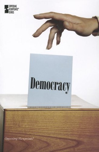 Download Democracy (Opposing Viewpoints) ebook