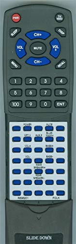 Replacement Remote for Polk RE9520-1, DSB1 (Polk Audio Remote Control)