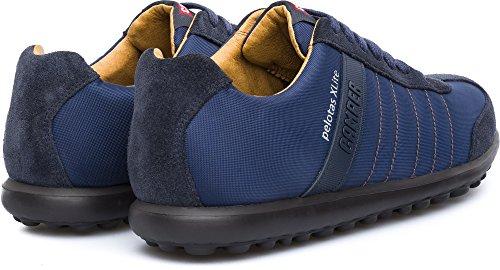 Scarpe Camper Pelotas Xl Uomo Oxford Blu