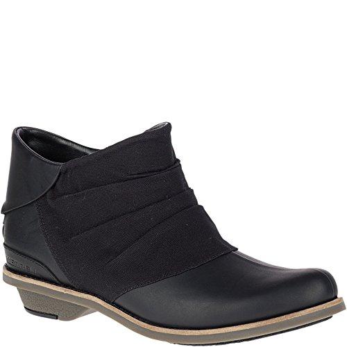 Merrell Women's, Adaline Bluff Ankle Boots Black 10 - Merrell Boots Women