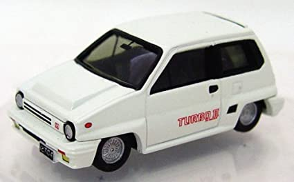 Japan Import Tomica Limited 0074 Honda City Turbo II
