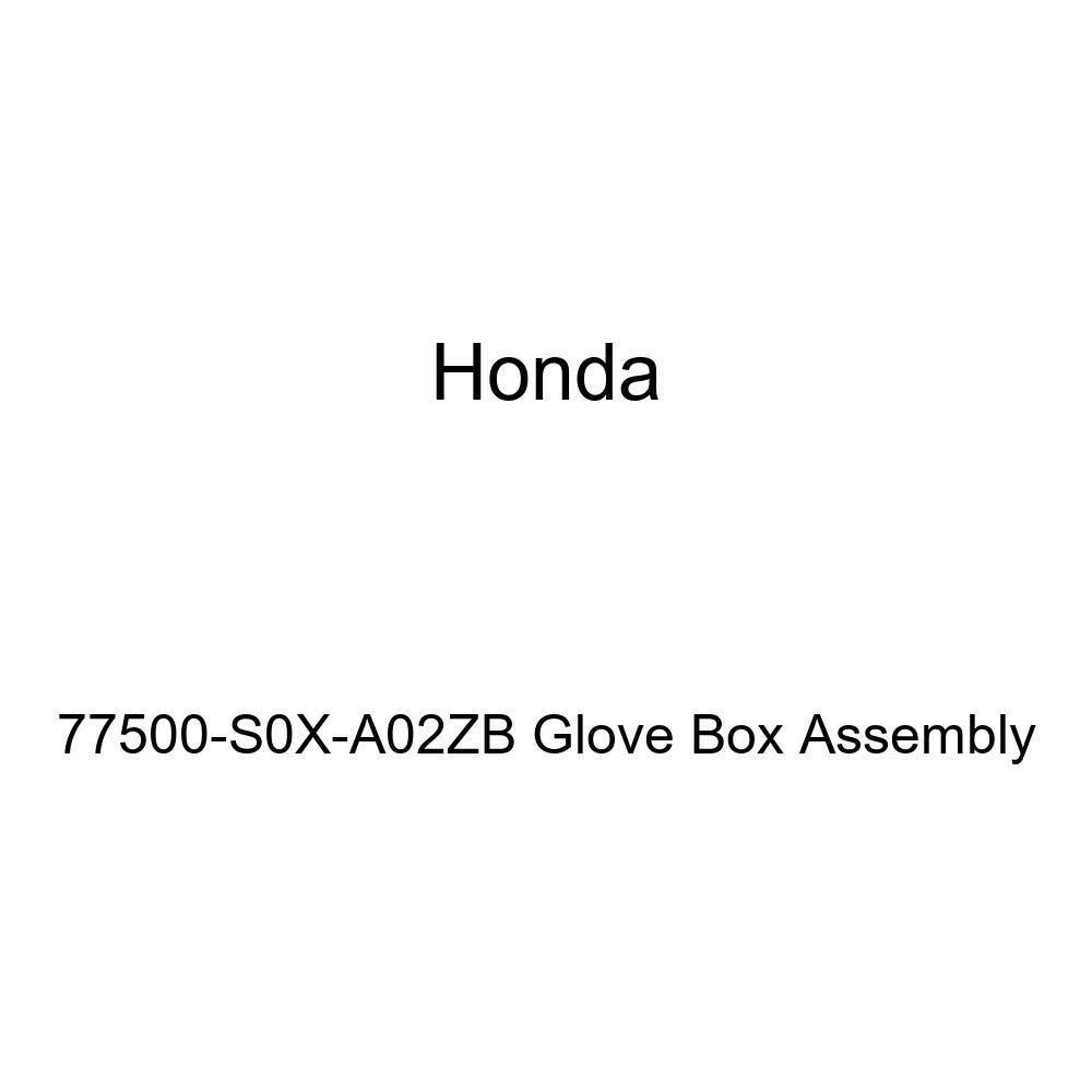 Honda Genuine 77500-S0X-A02ZB Glove Box Assembly