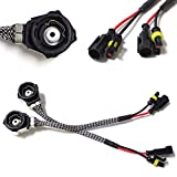 iJDMTOY (2) OEM-Spec D2 AMP Adapters To D2S D2R Bulbs Converters For Aftermarket Xenon Headlight Kit Ballast/Controller