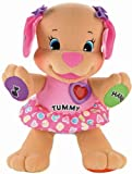 Fisher-Price Laugh and Learn Love to Play Sis Plush thumbnail