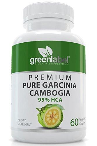 Garcinia Cambogia Hydroxycitric Non Stimulant Suppressant