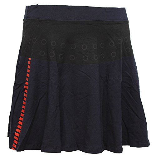 [Star Wars I Am Han Solo Flared Dark Navy Skirt XX-Large] (Han And Leia Costumes)