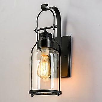 Ry Vintage Glas Lampe Wohnzimmer Esszimmer Einfache Kuche Cafe Bar