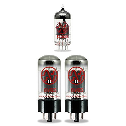 JJ Tube Upgrade Kit For Fender Super Champ X2 HD Amps w/6V6S ECC83S