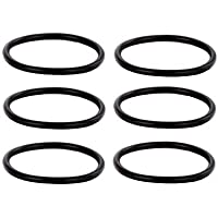 Genuine Eureka RD Style Belts, Pack of 6