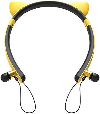 Auriculares Bluetooth Kahxy Auriculares inalámbricos Deportivos ...