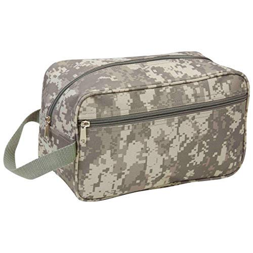 Maxam Extreme Pak Water-Resistant Travel Bag, Perfect for Overnight Stays Anywhere, Digital Camo, - Extreme Bag