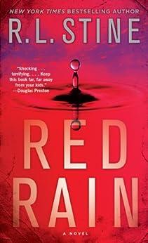 Red Rain: A Novel by [Stine, R.L.]