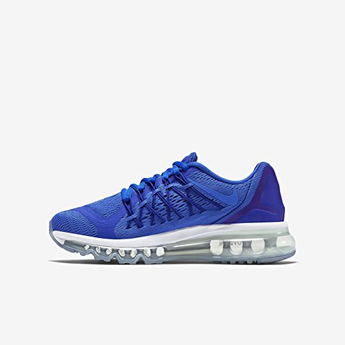 Nike Air Max 2015 - Zapatillas Unisex Niños GM RYL/GM RYL-DP RYL BL-WHITE