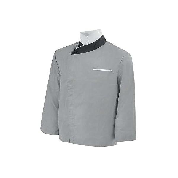 MISEMIYA Jacket Chaqueta Chef para Hombre 3