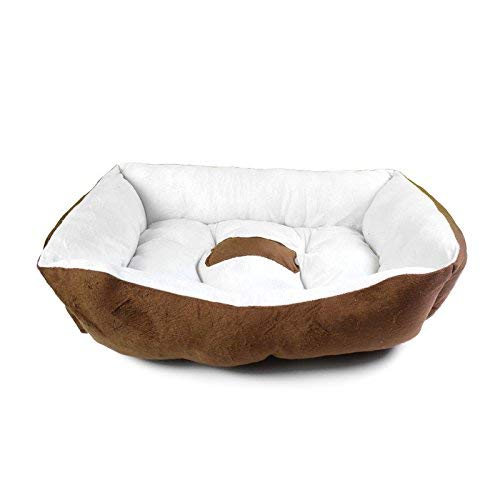 Kennel Pads Dog Beds Pet Bed Kennel Cats and Dogs Nest Keep Warm Durable Soft Breathable High Elasticity Four Seasons Universal Solid Cat Bed Pet Supplies Cover
