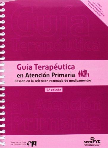 Descargar Libro Guia Terapeutica En Atencion Primaria Aa.vv.