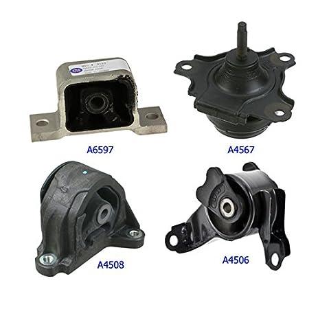 Amazoncom Acura RSX L Engine Motor Mount For Auto - Acura rsx motor mounts