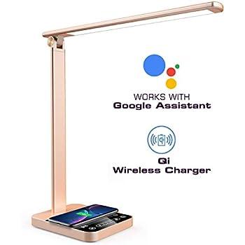 Amazon.com: NAPATEK LED Lámpara de Escritorio Serie con WiFi ...