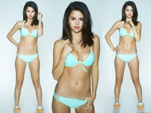 Spring Breakers Selena Gomez Sexy Celebrity Limited Movie Print Photo Poster 8x10 - Selena Gomez Celebrity