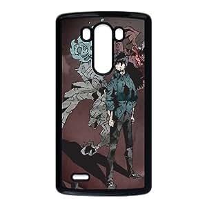 LG G3 Cell Phone Case Black THE DEVIL IN ME. VIU162789