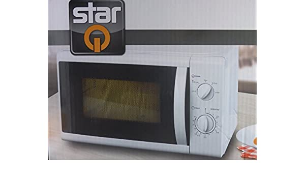 Star Microondas - 20 l - 700 W - 44 x 26 x 36 cm: Amazon.es ...