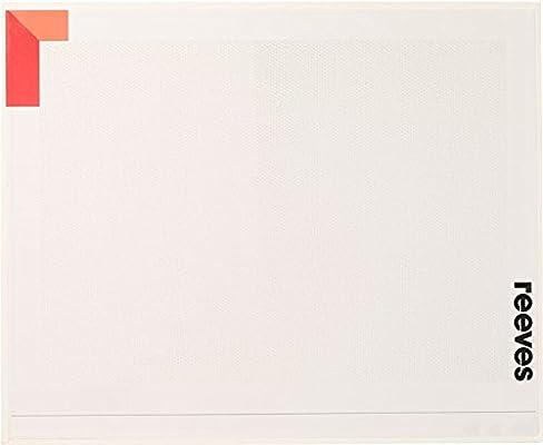 Reeves - Lienzo de algodón 70 x 100 cm - Blanco: Amazon.es: Hogar