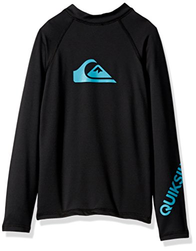 Quiksilver Big Boys' All Time Ls Rashguard