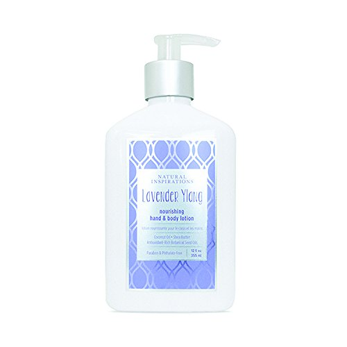 - Natural Inspirations Lavender Ylang Nourishing Hand & Body Lotion