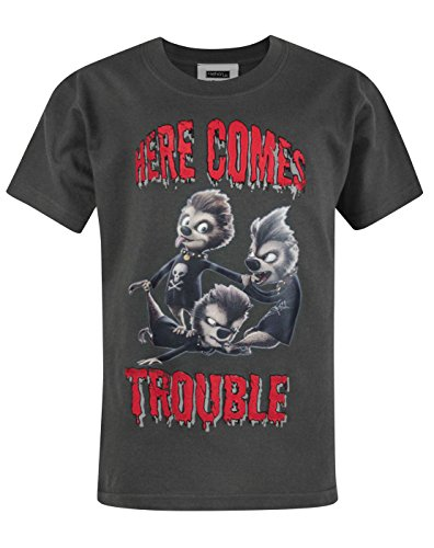 Official Hotel Transylvania Here Comes Trouble Boy's T-Shirt (3-4 Years) for $<!--$8.43-->
