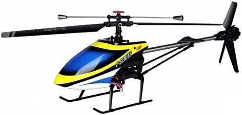 MJX F49 Helicóptero Rc 4CH Single Blade 2.4Ghz Iniciación