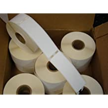 72 Rolls of 355 1.125x3.5 Dymo Compatible Address Shipping Labels 30252 for DYMO LabelWriters 330 400 450 Twin Turbo Duo 4XL Printer by Labels and More