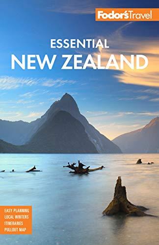 411LHQlvStL - Fodor's Essential New Zealand (Full-color Travel Guide)