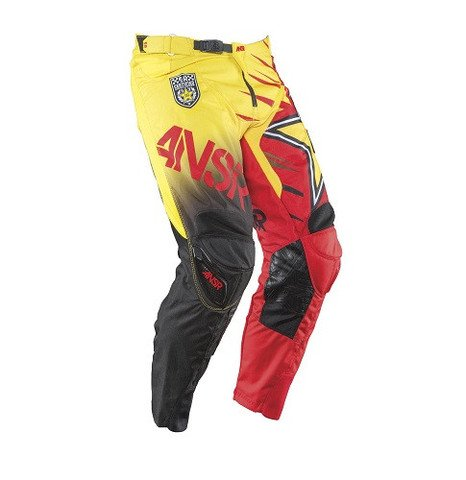 Vented Motocross Pants - 9