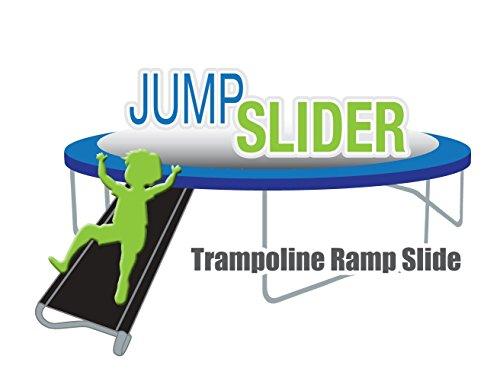 Trampoline Pro Jump Slider, Trampoline Ladder Ramp Slide (Ladder Slide)