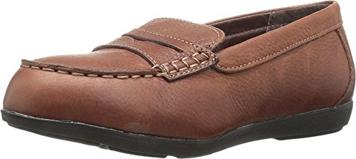 Rockport Work Topshore RK601 Industrial and Construction Shoe, Brown, 10 M (Toe Electrostatic Dissipating Slip)