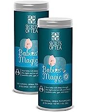 Bundle of 2 Baby Colic Babies Magic Tea