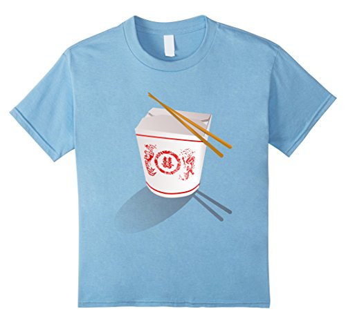 Kids Chinese Food Take Out Container t-shirt Love Chinese...