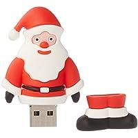 Santa USB16 USB Flash Drive, 16GB