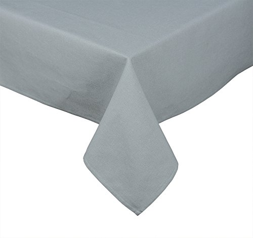Lovein Tablecloth 60x104-Inch Heavy Cotton Decorative Table
