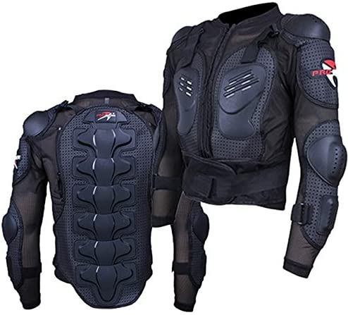 HJ Protective Equipment, Breathable Motorcycle Body Protector