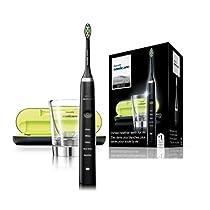 Philips Sonicare HX9352/04 DiamondClean - Spazzolino elettrico con Tecnologia Sonicare - Black Special edition