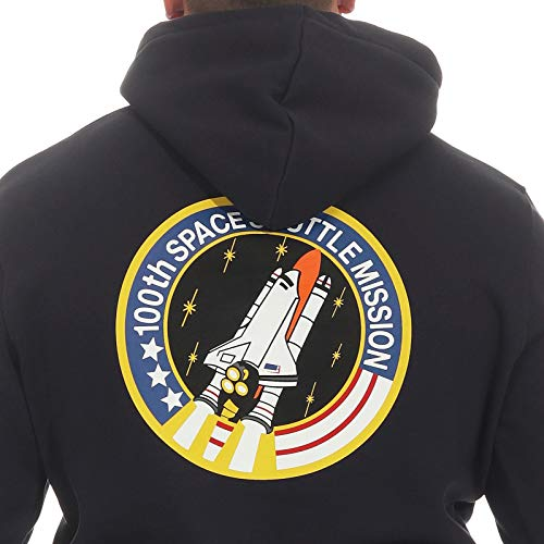 Shuttle Space Industries Alpha Hoody Blue qw1OXt8x