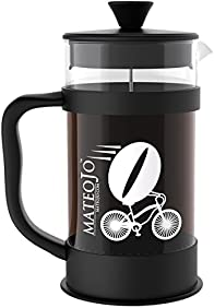 French Press Coffee and Tea Maker - Press Pot - Cafetiere - Carafe and Plunger - 34 Oz by MateoJo ...