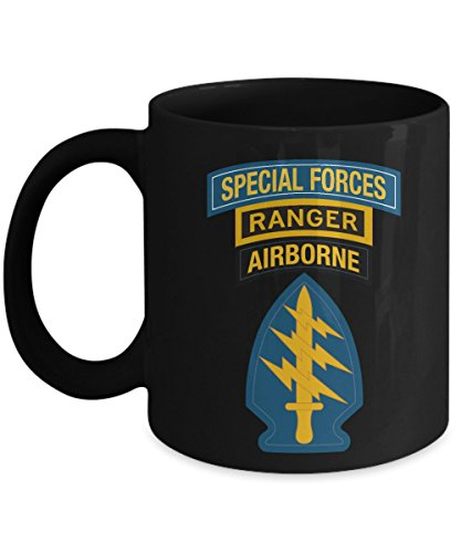 Special Forces Coffee Mug - Ranger SF ()