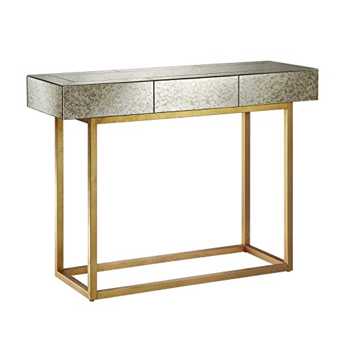 Myla Console Table Mirror/Gold See Below