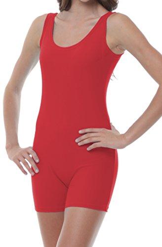 Womens Biketard by B Dancewear Adult Sizes