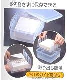 Japanese Plastic Tofu Storage Container Box Case #7304
