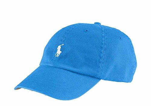 Boys Polo Ralph Lauren Classic Baseball Cap (2-4T, Ocean (Ralph Lauren Polo Baseball Hats)
